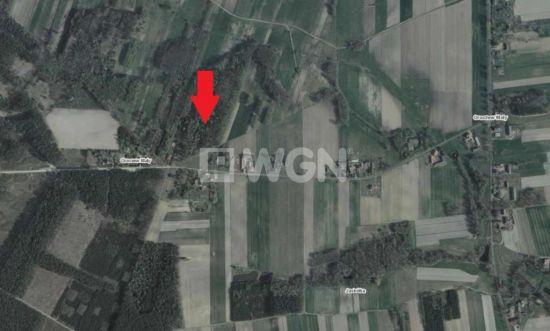 Grunt leśny na sprzedaż Wróblew